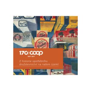 Kniha 170 let COOP