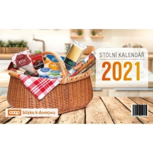 COOP 2021 stolní